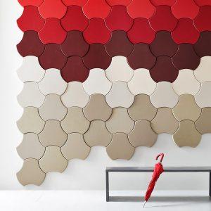3D Akustik Duvar Paneli renkleri