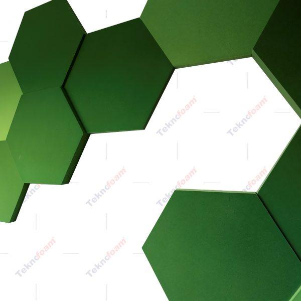 3D Akustik Duvar Paneli sekilleri