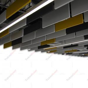 Akustik Baffle Paneller