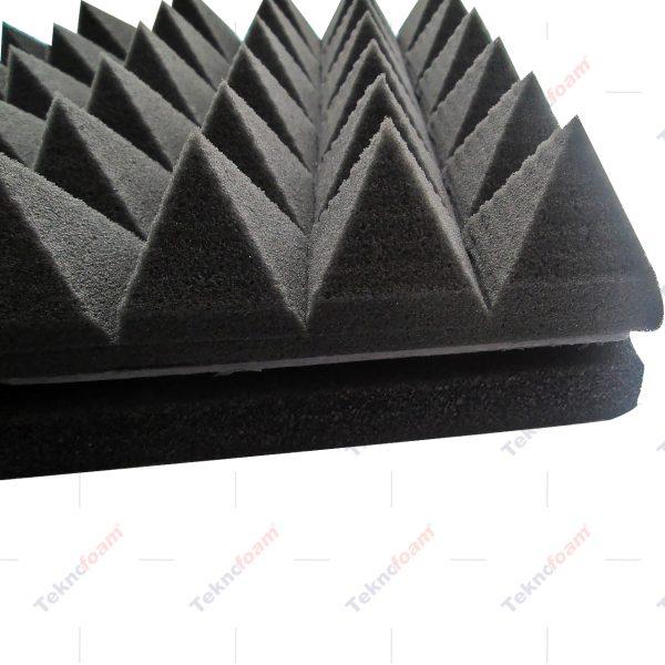 Bariyerli yanmaz Akustik Sünger modelleri