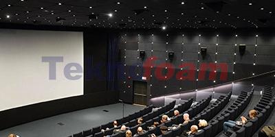 Teknofoam Sinema Salonu Akustik Yalıtım Ses İzolasyon Malzemeleri