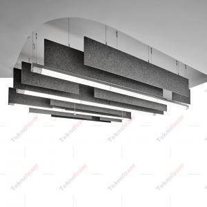 akustik baffle panel cesitleri