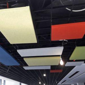 akustik tavan yüzer panel fiyatlari