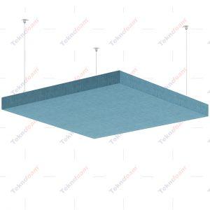 akustik yüzer panel