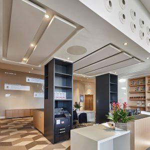 akustik yüzer tavan paneli fiyatlari