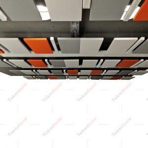yüzer tavan panelleri